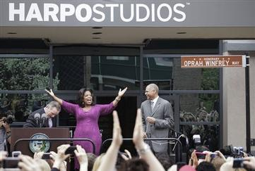 Oprah Winfrey to Sell Harpo Studios in Chicago