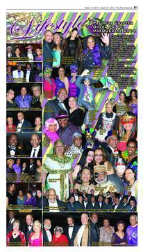 Omega Mardi Gras -- Washington and Baltimore