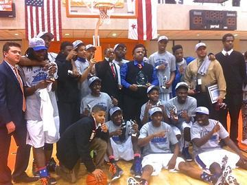 Theodore Roosevelt Trumps H.D. Woodson to Win DCIAA City Title