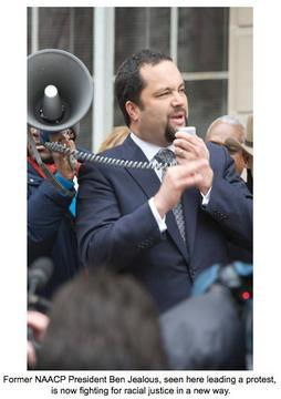 Ben Jealous Announces Next Move-- From NNPA to NAACP to Silicon Valley -