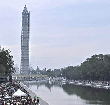 After 3 Yrs. of Repairs, Washington Monument to Reopen May 12