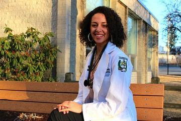 Gaithersburg Medical Student Wins Fellowship to Work in Ghana