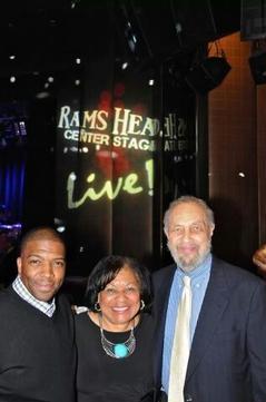 Maryland Live! Casino Honors NAACP's Tessa Hill-Aston