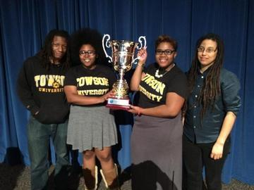 Towson University's Debate Team Claims Historic Win 1st Black Women's Team to Win