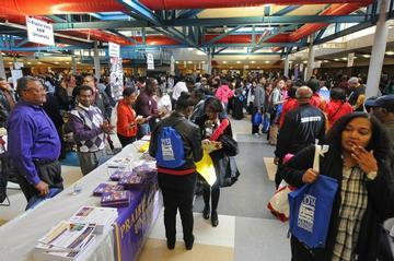 Students Flock to HBCU College Festival at Alexandria's Alfred Street Baptist Church