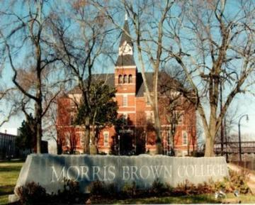 Atlanta's Morris Brown College Down to 35 Students