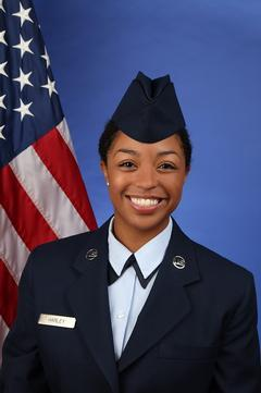 Frederick Douglass High Alum Completes Basic Training