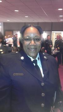 Balto County Fire Dept. Promotes Black Woman to Lieutenant