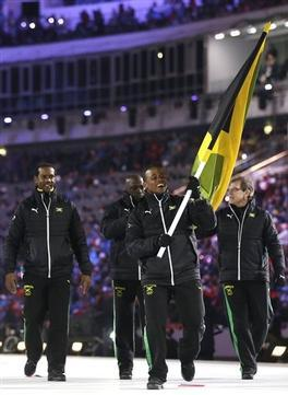 Jamaica Finishes Dead Last in Two-Man Bobsled Event
