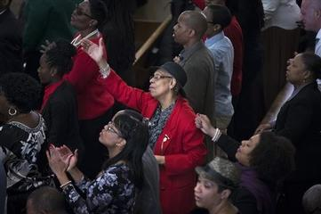 Church Services Remember Those Lost in East Harlem Blast