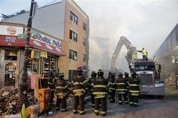 Debris Removal at East Harlem Blast Site is Halfway Done