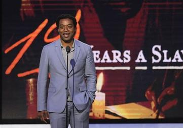 '12 Years a Slave' Rolls at Spirit Awards