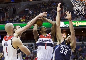 Wizards Close Week with Back-to-Back Wins