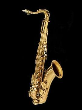 John Coltrane's Sax Joins Smithsonian Jazz Collection