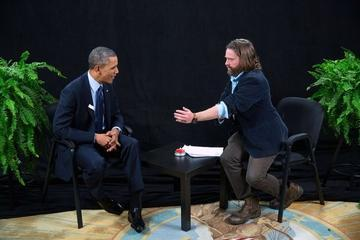 Obama Swaps Barbs, Dry Wit with Comedian in Online Healthcare Pitch