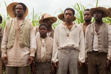 Chiwetel Ejiofor in Odyssey of a Free Man Enslaved