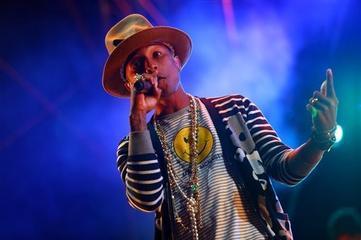Pharrell, Drake & Gaga to Appear at iHeartRadio Awards