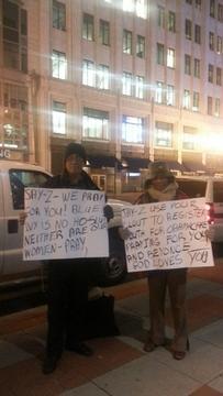 Advocacy Groups Picket Jay-Z Concert at D.C.'s Verizon Center