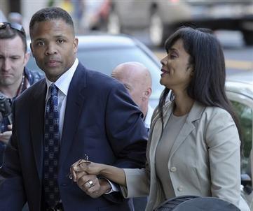 Former Congressman Jesse Jackson, Jr. Sentenced to 30 Months in Prison