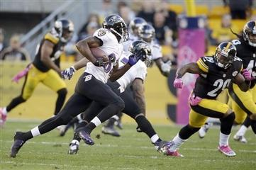 Ravens Fall to 3-4 after Last-Second Loss to Steelers