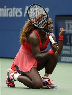 Serena Williams Defeats Sloane Stephens
