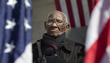 Black Vets Honored in Veterans Day Celebrations