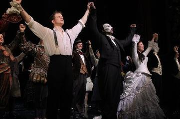 Broadway Welcomes its First Black 'Phantom' Lead