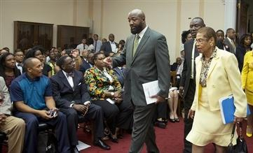 Trayvon Martin Dominates Lead Hearing of Congressional Caucus on Black Males