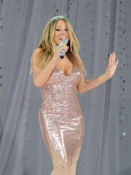 Mariah Carey Hospitalized for Shoulder Injury