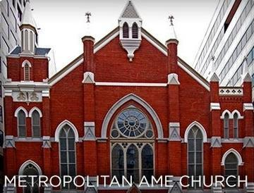 MOW Closing Ceremonies at Metropolitan AME Church