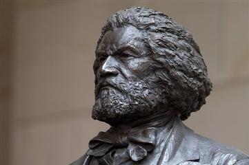Douglass Statue Unveiled