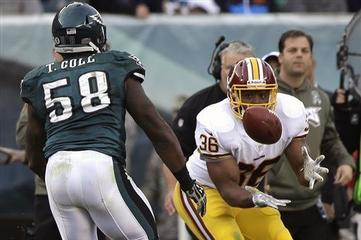 RGIII, Washington Comeback Attempt Falls Short in Philly
