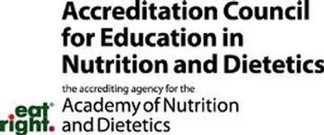 Nutritional Science Program Earns Accreditation Reaffirmation
