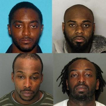 4 Arrested on Murder Charges in NJ Mall Carjacking