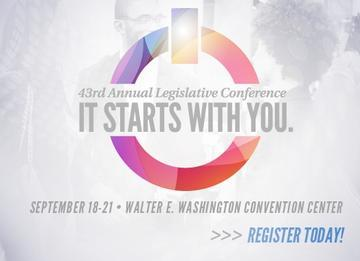 Black Caucus Annual Conference to Meet Under 'It Starts With You' Theme