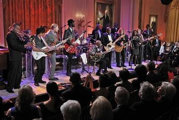 White House to Sway to the Sounds of Memphis Soul