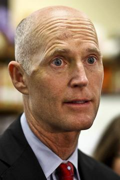 Fla. Gov. Scott Resumes Purge of Voter Rolls