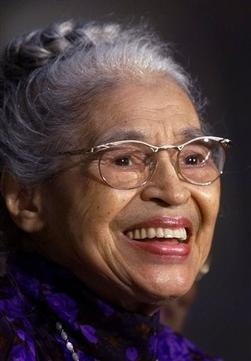 Rosa Parks Statue Unveiled in U.S. Capitol