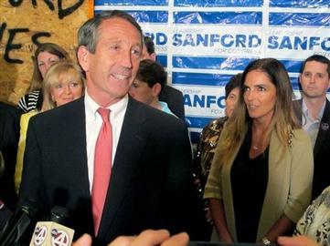 Former S.C. Gov. Sanford Wins Congressional Primary