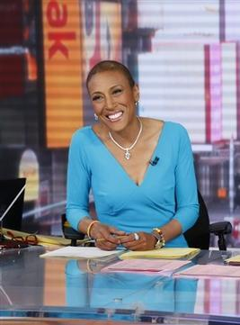 ESPN Gives Robin Roberts an ESPY Award for Courage