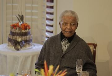 Nelson Mandela Recovering from Lung Infection and Gallstones Surgery