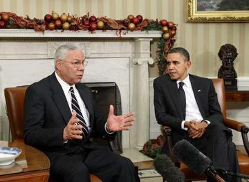 Gen. Colin Powell Endorses Obama Re-Election