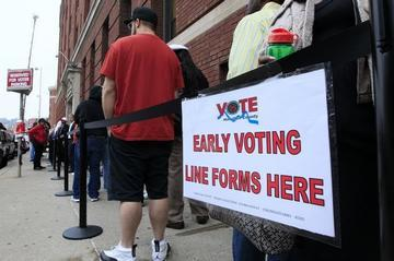 Supreme Ct. Defeats Republican Attempt to Block Ohio Early Voting