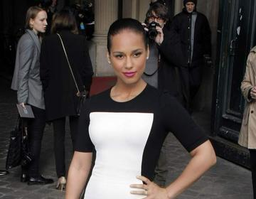Alicia Keys Aims at Child-Rearing in New Software App