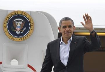 Obama on The Road: a Study in Self-Assurance