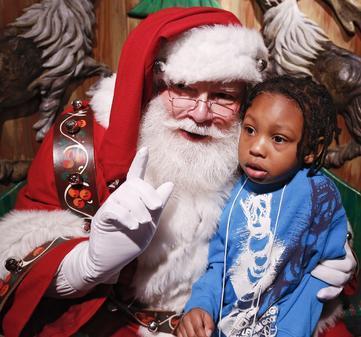 Santa Claus Coming to Howard University Hospital on Thursday, Dec. 20