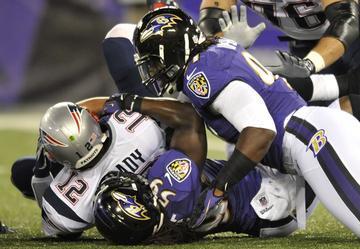 Ravens Come Back to Beat Brady, Patriots