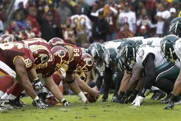Redskins Down Eagles Behind Big Day from RGIII