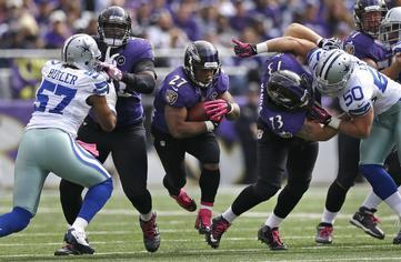 Ravens Keep Home Winning Streak Alive as Cowboys Miss Late Field Goal