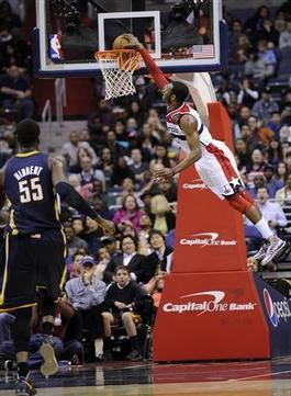 Wall Continues Stellar Play, Wizards Continue Winning Ways